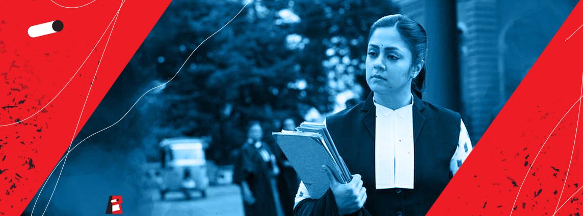 Jyotika's Social Courtroom Drama