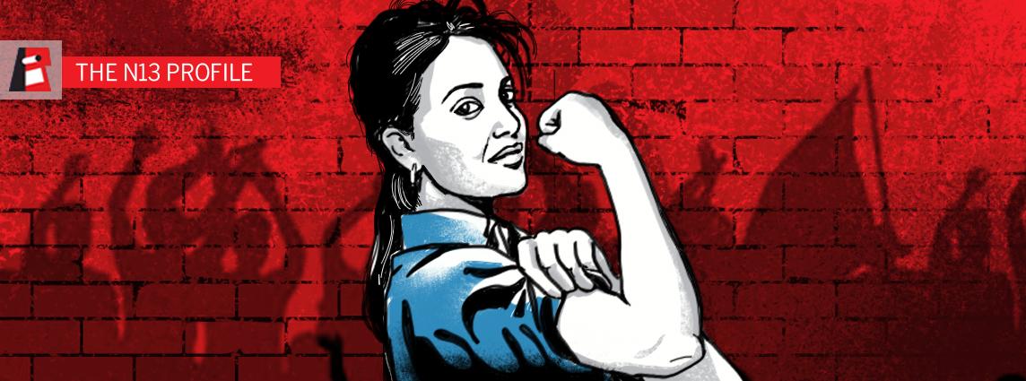 Swara Actor Activist